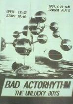 BAD ACTORHYTHM