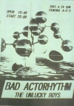 BAD ACTORHYTHM