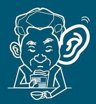 聞き耳カフェ その3