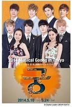 韓国ミュージカル「宮」(クン)
