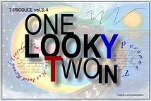 ONE LOOKY TWO IN