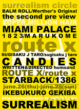 route x
