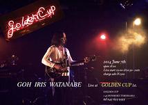 GOH IRIS WATANABE  at GOLDEN CUP 1st.
