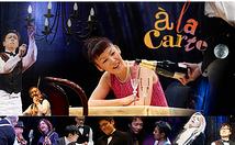 「ア・ラ・カルト」アンコール ~役者と音楽家のいるレストラン