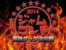 ☆☆☆ジャムコント最強タッグ決定戦☆☆☆ -2014-