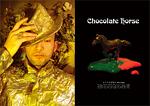 Chocolate horse