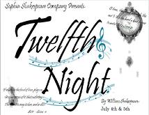 『十二夜』 Twelfth Night