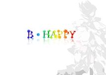 「B・HAPPY」