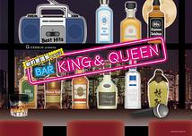 BAR KING & QUEEN
