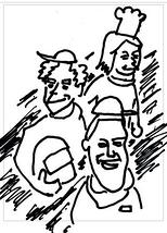 ミハエルとアイルトンとチュウカドン