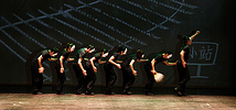 【中国】陝西人民藝術劇院『かごの鳥の青春 - 當青春不再懷念蝴蝶的傷』