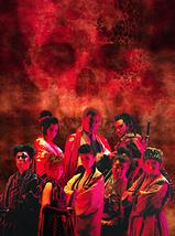 ゲキ×シネ『髑髏城の七人~アカドクロ』ツアー2008