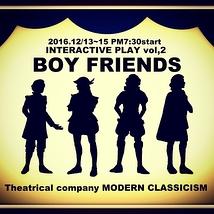 BOY FRIENDS 貴族男子編
