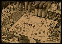 Live sewing「或る国の短篇繍」