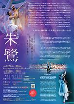 上海歌舞団『舞劇 朱鷺―トキ―』
