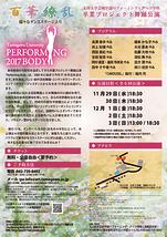 Performing Body 2017