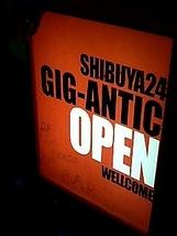 四人の為の独白 at SHIBUYA24 GIG-ANTIC
