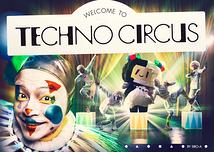 白A LIVE「TECHNO CIRCUS」