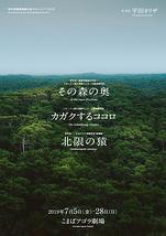 『その森の奥』『カガクするココロ』『北限の猿』