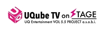 UQube TV on STAGE