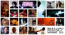 HARAJUKU PERFORMANCE + (PLUS) 2008