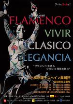 小松原庸子スペイン舞踊団 フラメンコVIVIR クラシコ・エレガンシア