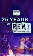 25 Years of RENT -Measured in Love 「ミュージカルRENT25周年記念イベント– 愛で計ろう」