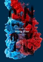 Navy Pier  埠頭にて
