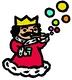 ミュージカル人形劇「ぼくは王さま~しゃぼんだまのくびかざり~」