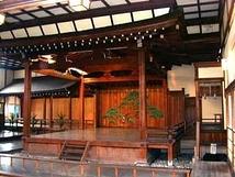 住吉神社・能楽殿