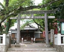 一加番稲荷神社