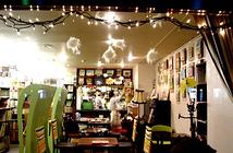book cafe 火星の庭