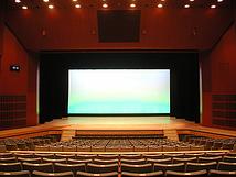 札幌市教育文化会館・小ホール