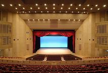 札幌市教育文化会館・大ホール