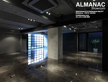 ALMANAC showroom