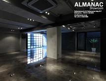 ALMANAC showroom