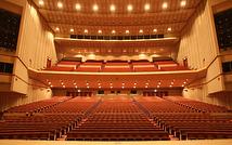コラニー文化ホール(山梨県民文化ホール) 大ホール