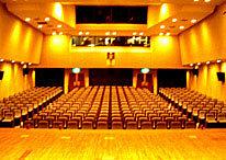 板橋区立文化会館・小ホール