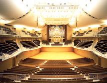 りゅーとぴあコンサートホール(新潟市民芸術文化会館)