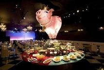 PINK BIG PIG