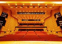 板橋区立文化会館・大ホール