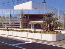 夜須町中央公民館マリンホール