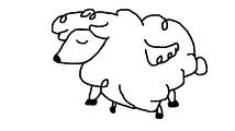 K番目の羊
