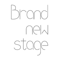Brand new stage
