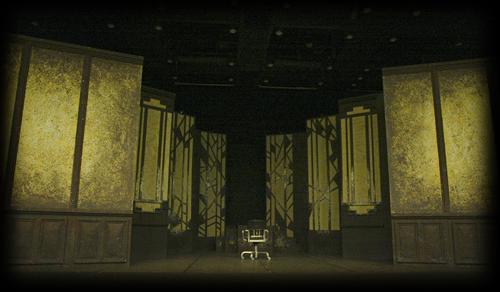 2005年東京国際芸術祭「BARBER ORCHESTRA」 舞台写真