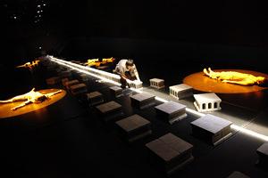 『あたしちゃん、行く先を言って−太田省吾全テクストより−』京都公演