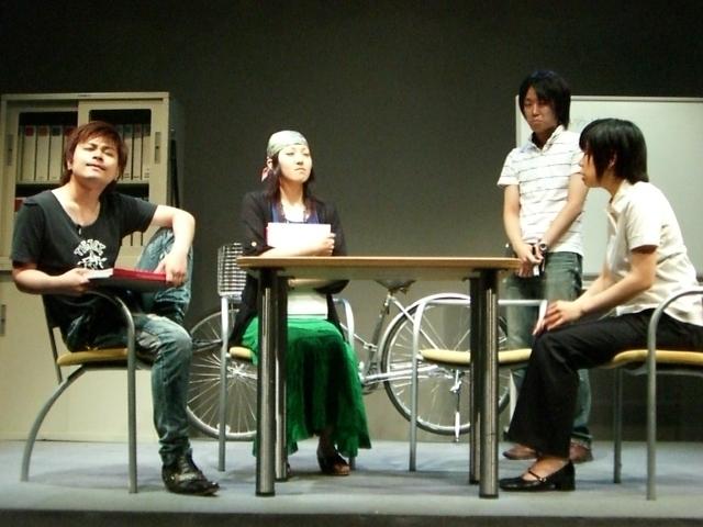 「死ぬまでにしておきたいこと」公演写真2