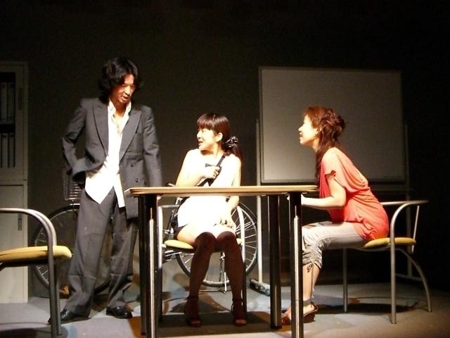 「死ぬまでにしておきたいこと」公演写真3