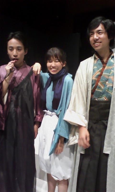 第3回公演『シュゼンジモノガタリ―綺堂幻譚―』