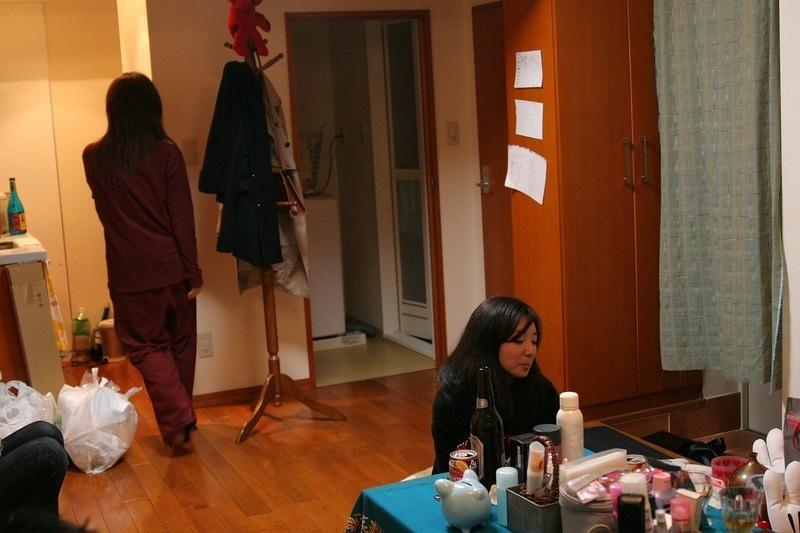 のぞき見公演 ガールズパジャマパーティ2010編